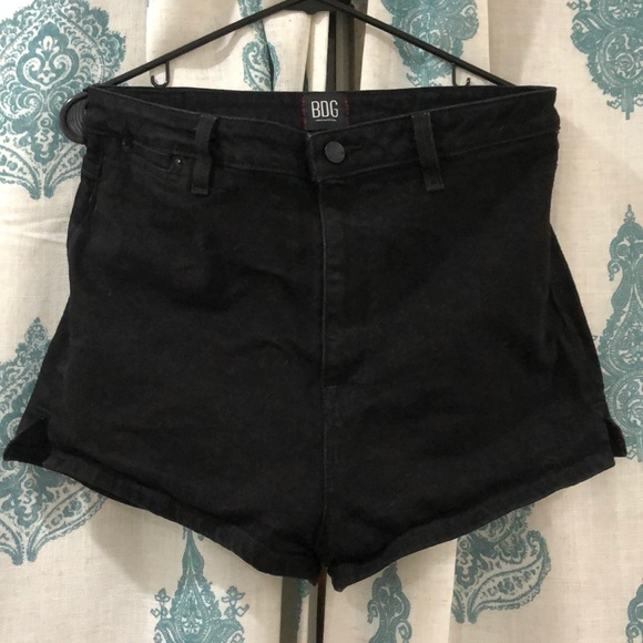 Urban Outfitters Pants - BDG High Waisted Black Shorts